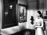 The Ghost and Mrs Muir  L-R: Rex Harrison  Gene Tierney  1947