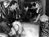 Stagecoach  John Wayne  Claire Trevor  1939