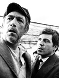 Zorba the Greek  from Left  Anthony Quinn  Alan Bates  1964