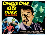 Charlie Chan at the Race Track  Warner Oland  1936