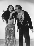 Hollywood Party  from Left: Lupe Velez  Jimmy Durante  1934
