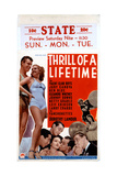 Thrill of a Lifetime  from Left  Buster Crabbe  Betty Grable  1937