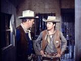Rio Bravo  from Left: John Wayne  Ricky Nelson  1959