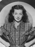 Gail Russell  Mid 1940s