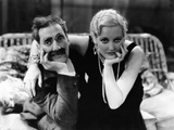 Monkey Business  L-R: Groucho Marx  Thelma Todd  1931