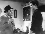 Psycho  from Left: Martin Balsam  Anthony Perkins  1960