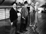 Monkey Business  from Left: Chico Marx  Harpo Marx  1931