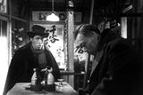 Ikiru  from Left: Yunosuke Ito  Takashi Shimura  1952