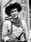 Laramie  Robert Fuller  'The Star Trail ' Aired October 13  1959