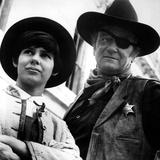 True Grit  Kim Darby  John Wayne  1969