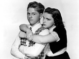 Love Finds Andy Hardy  Mickey Rooney  Judy Garland  1938