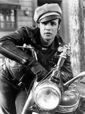 The Wild One  Marlon Brando  1954  Leather Jacket
