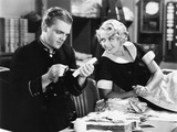 Blonde Crazy  from Left: James Cagney  Joan Blondell  1931