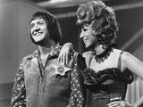 Good Times  from Left: Sonny Bono  Cher  1967