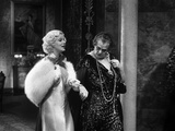 Dinner at Eight  Jean Harlow  Marie Dressler  1933