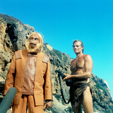 Planet of the Apes  Maurice Evans  Charlton Heston  1968