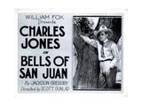 Bells of San Juan  Buck Jones  1922