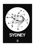 Sydney White Subway Map