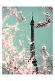Spring Eiffel Green