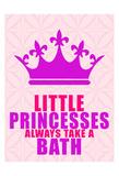 Little Princesses Bath