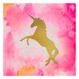 Unicorn Square 2 Reproduction d'art