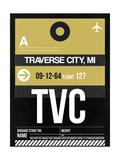 TVC Traverse City Luggage Tag II