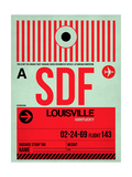 SDF Louisville Luggage Tag II