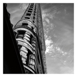 Beneath Flatiron Building