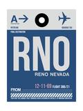 RNO Reno Luggage Tag II