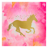 Unicorn Square 1 Reproduction d'art