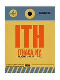 ITH Ithaca Luggage Tag I