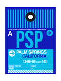 PSP Palm Springs Luggage Tag II