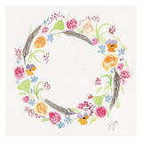Wildflower Wreath 2