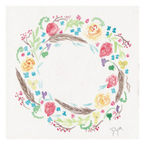 Wildflower Wreath 1