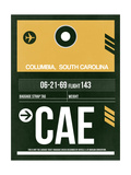CAE Columbia Luggage Tag II