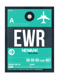 EWR Newark Luggage Tag II