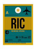 RIC Richmond Luggage Tag I