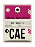 CAE Columbia Luggage Tag I