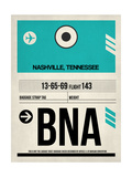 BNA Nashville Luggage Tag II