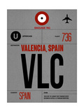 VLC Valencia Luggage Tag I