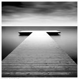 Idyllic Lake Jetty