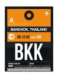 BKK Bangkok Luggage Tag I