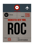 ROC Rochester Luggage Tag I