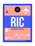 RIC Richmond Luggage Tag II