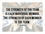 The Strength of the Team