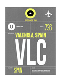 VLC Valencia Luggage Tag II