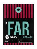FAR Fargo Luggage Tag I