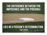 The Impossible and the Possible