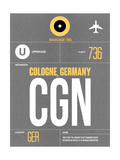 CGN Cologne Luggage Tag II
