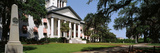 Facade of the Old Florida State Capitol  Tallahassee  Florida  USA